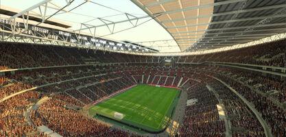 Category:Stadiums