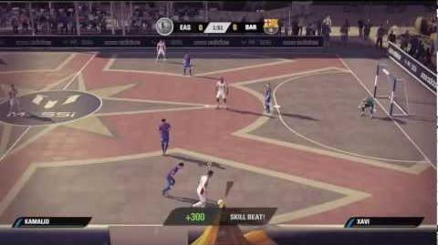 FIFA Street - Producer Interview