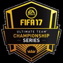 FIFA 17 Ultimate Team Championship logo.png