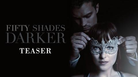 Thereselovesyou/Fifty Shades Darker: New Poster, Teaser