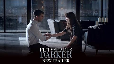 Thereselovesyou/Watch the sultry new trailer for 'Fifty Shades Darker'