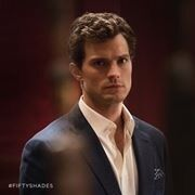 Jamie Dornan as Christian Grey and He a Looks So a God Damn Hot Picture of Him