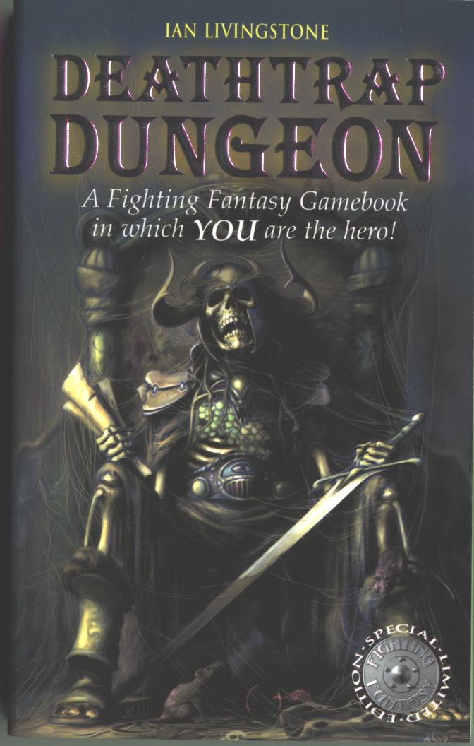 Deathtrap Dungeon (book)