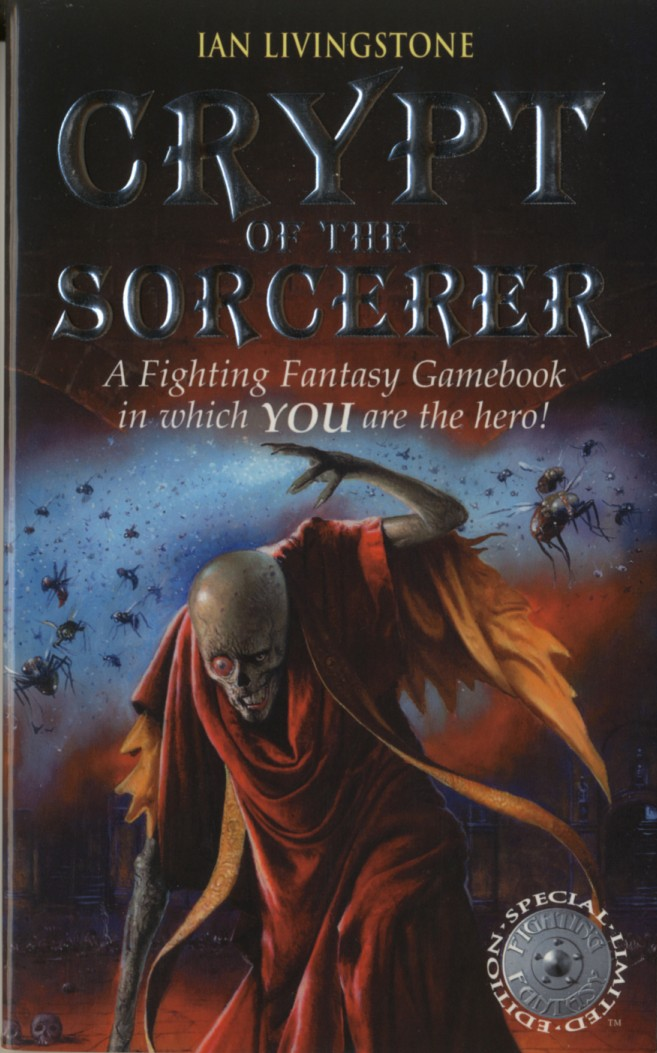 Crypt of the Sorcerer (book)