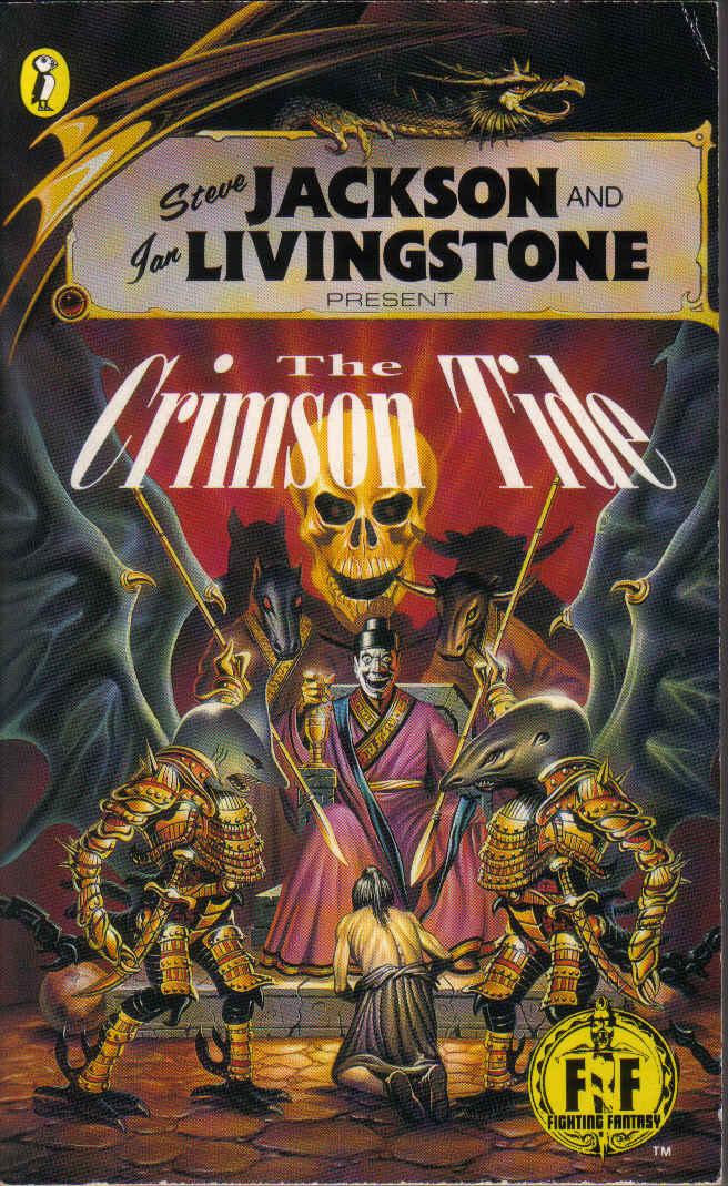 The Crimson Tide (book)