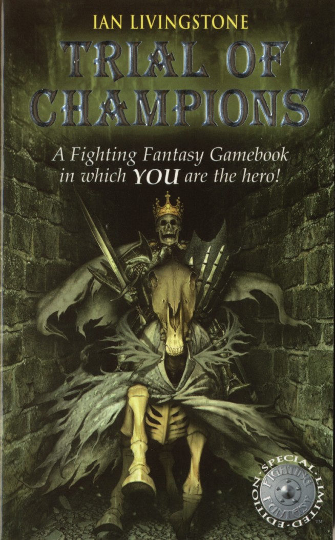 Trial of Champions (book)