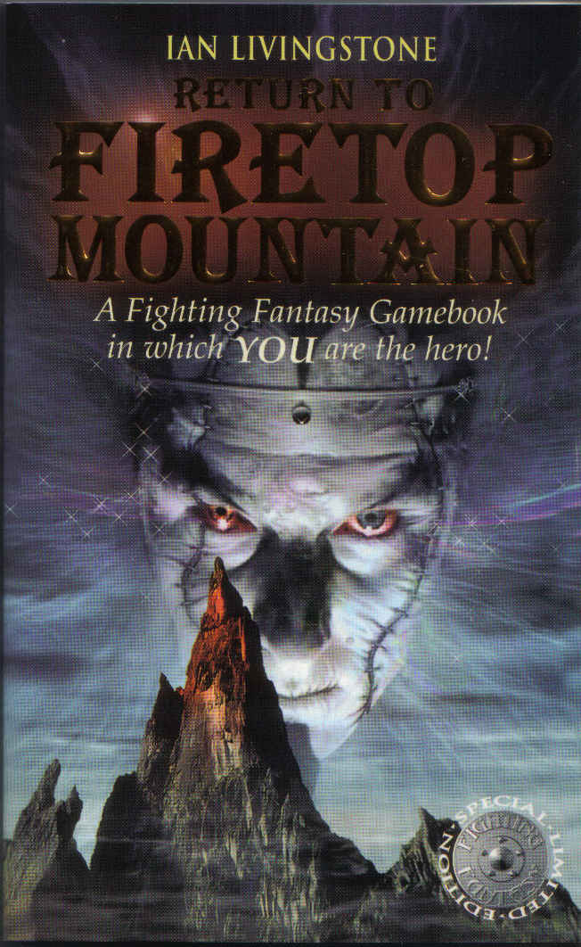 Return to Firetop Mountain (book)