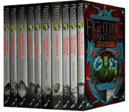 Fighting Fantasy Collection 10 Books Set Pack