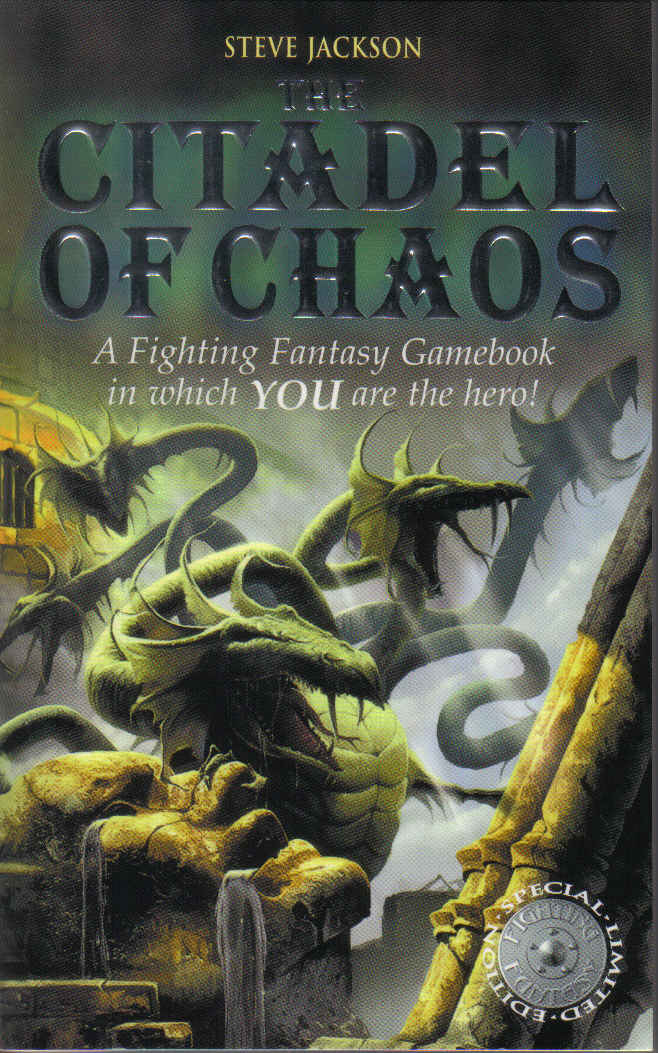 The Citadel of Chaos (book)