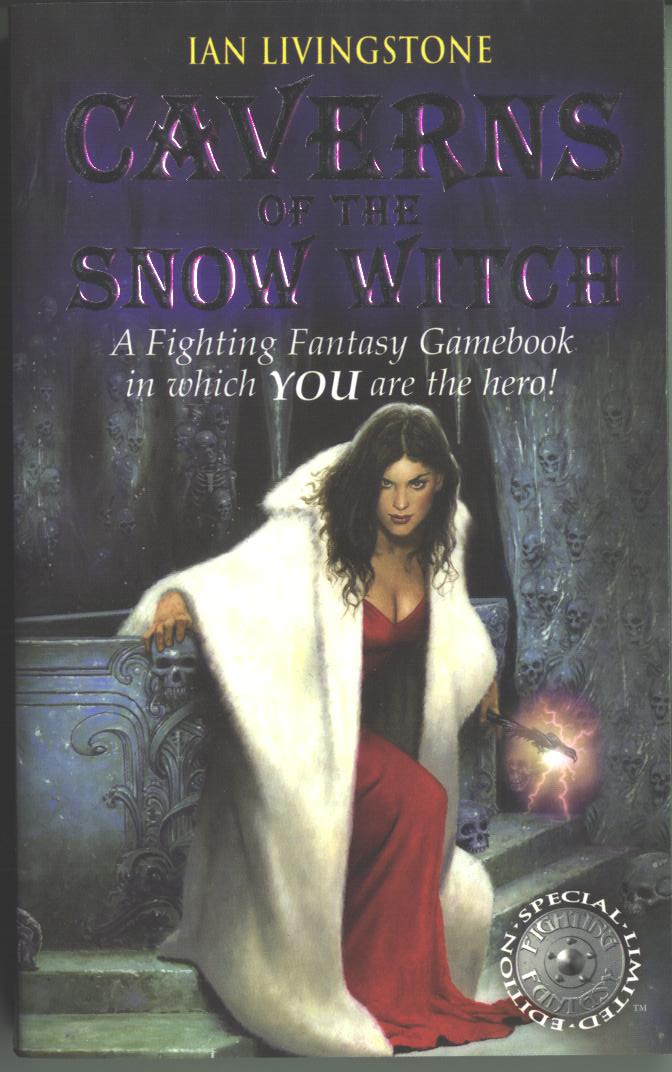 Caverns of the Snow Witch (book)