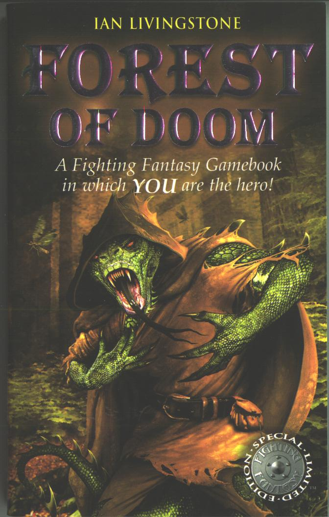 The Forest of Doom (book)