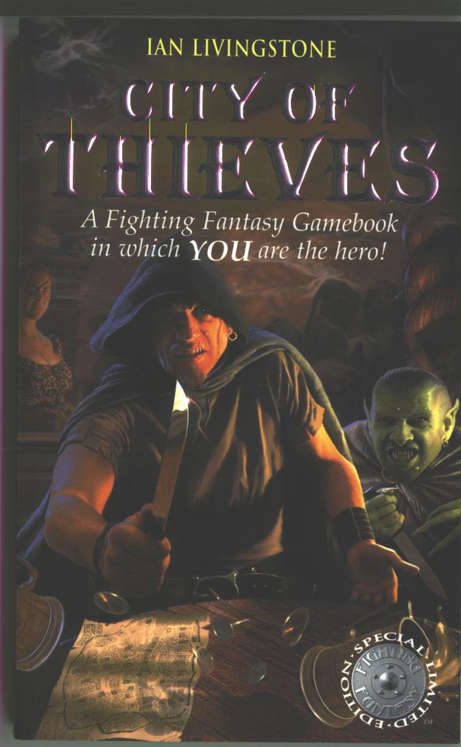 City of Thieves (book)