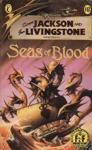 Seas of Blood (book)