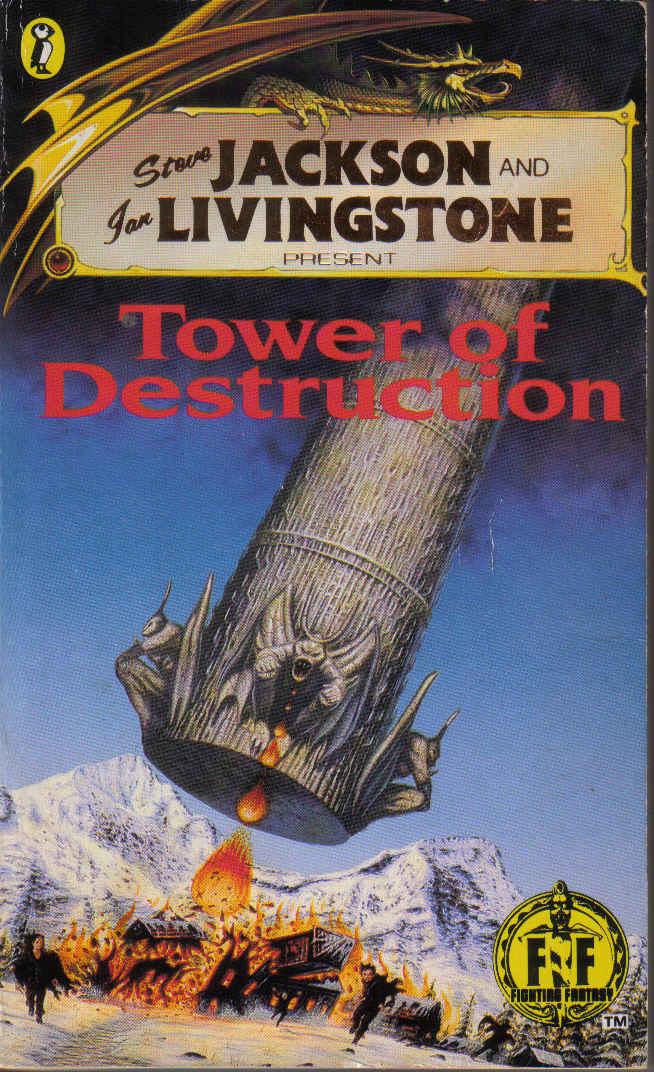 Tower of Destruction (book)