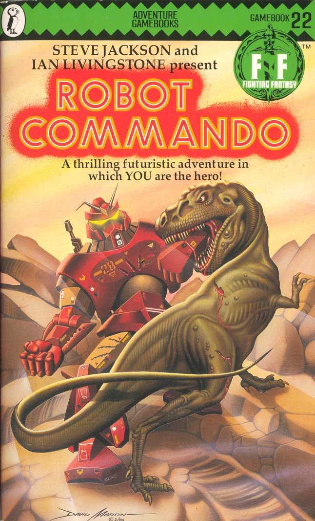 Robot Commando (book)