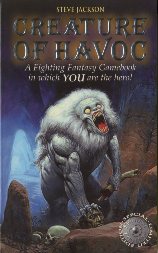 Creature of Havoc (book)