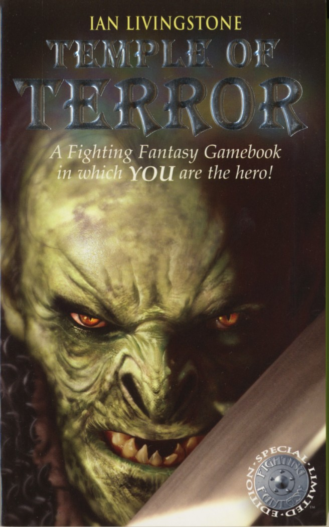 Temple of Terror (book)