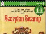 Scorpion Swamp (book)