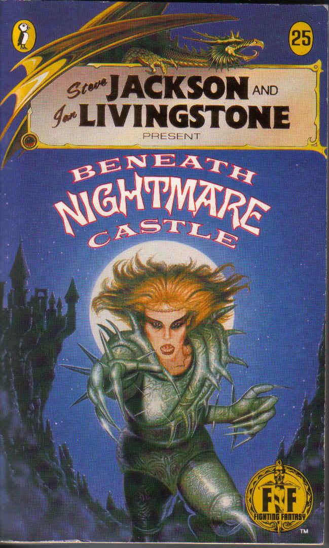 Beneath Nightmare Castle (book)