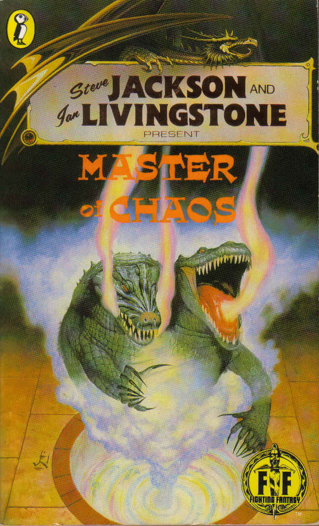 Master of Chaos (book)