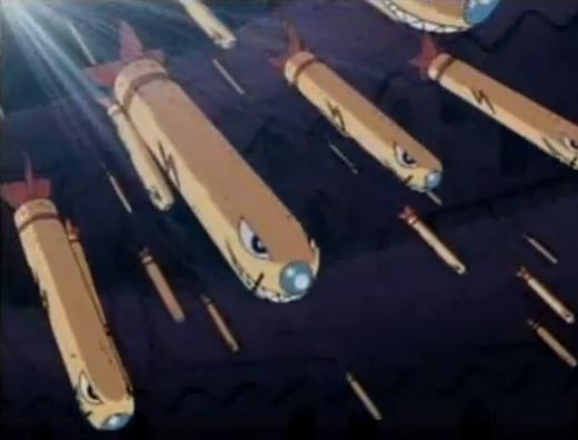 Missile Meals