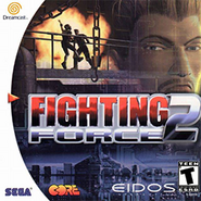 Fighting Force 2 Coverart