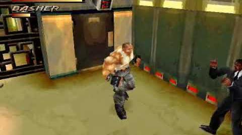 Fighting Force! Walkthrough P1of7