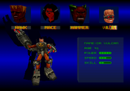 SAT 0006 Fighting Force 3