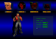 SAT 0006 Fighting Force 0