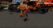 Truck driver 3