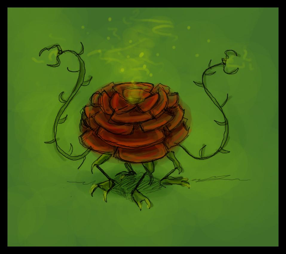 BEAST Infernal Rose by pseudolonewolf.jpg