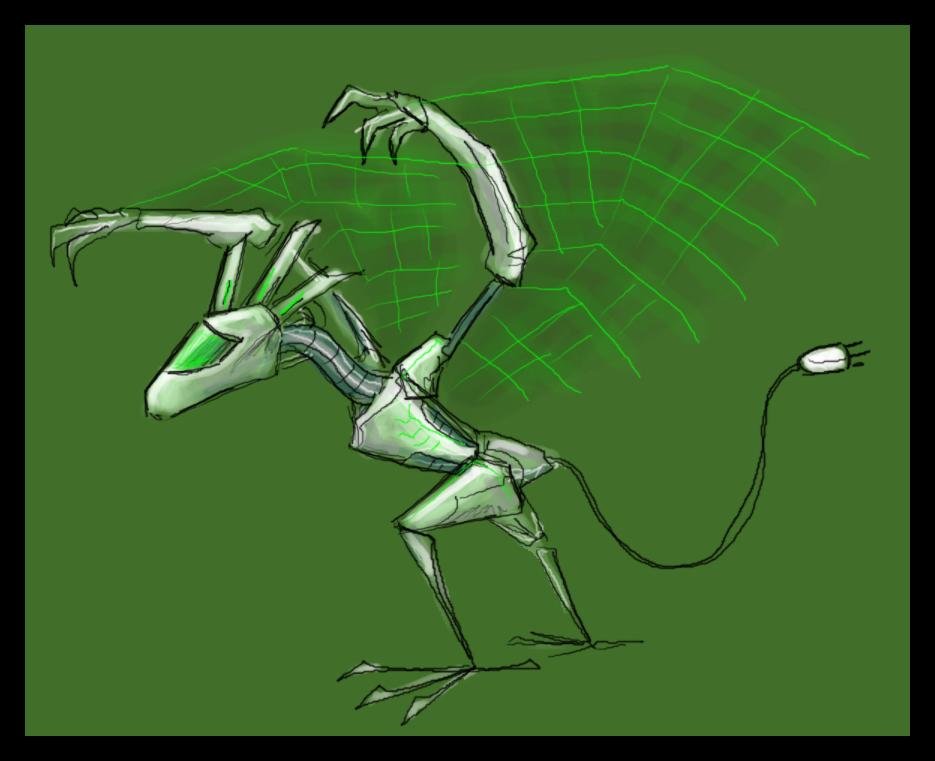BEAST Cyber Archaeopteryx by pseudolonewolf.jpg