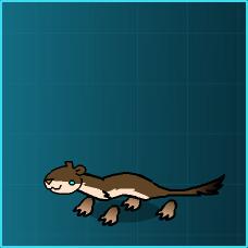 Brown Stoat