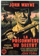 Poster - Prisonnière du désert, La 01