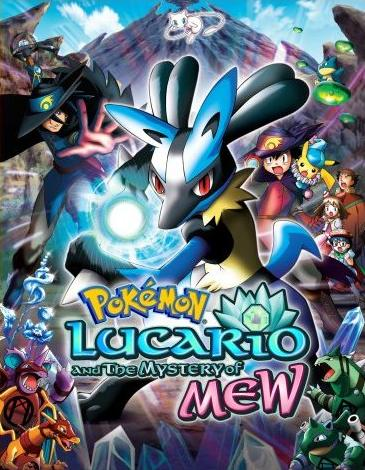 Pokémon - Lucario and the Mystery of Mew