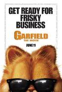 Garfield Movie 2004