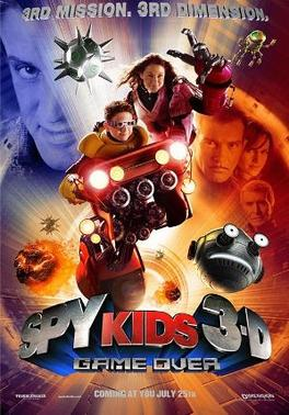Spy Kids 3D: Game Over