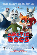 Arctic Dogs (2019) poster