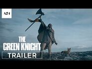 The Green Knight - Official Trailer HD - A24