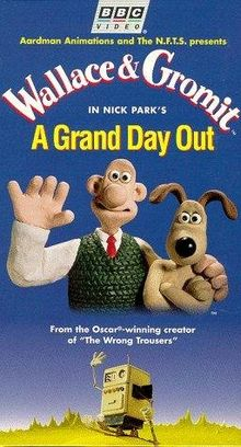 Wallace and Gromit: A Grand Day Out