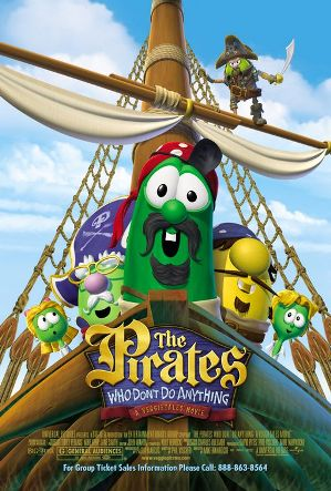 The Pirates Who Don't Do Anything: A Veggie Tales Movie