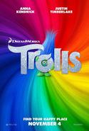 Trolls (film) Poster