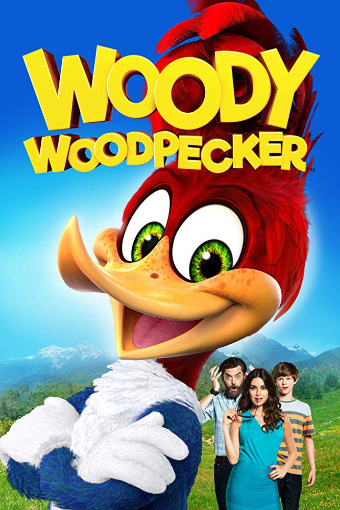 Woody Woodpecker (2017 film)