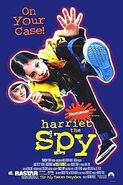 220px-Harriet the Spy (1996 film) poster