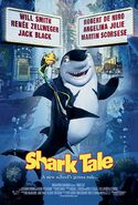 Movie poster Shark Tale