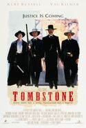 Tombstone 1993 Poster