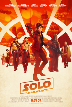 Solo - A Star Wars Story 2018 Poster.png