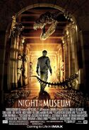 Night at the Museum 2006 Poster