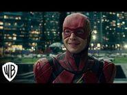 Justice League - 4K Trailer - Warner Bros