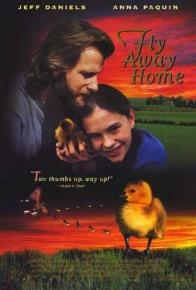 Fly Away Home (1996) Poster.jpg